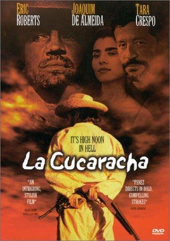 Eric Roberts, Joaquim de Almeida, and Tara Crespo in La Cucaracha (1998)