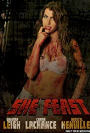 She Feast Poster