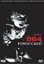 964 Pinocchio Poster