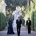 Sabrina Ferilli, Giorgio Pasotti, and Toni Servillo in La grande bellezza (2013)