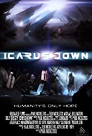 Icarus Down Poster