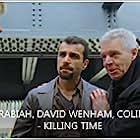 "ROBERT RABIAH, DAVID WENHAM & COLIN FRIELS - ""Killing Time"" - FILM STILL"