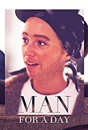 Man for a Day Poster