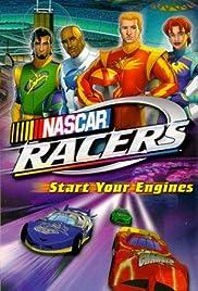 NASCAR Racers Poster