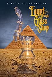 Egypt Through the Glass Shop Poster
