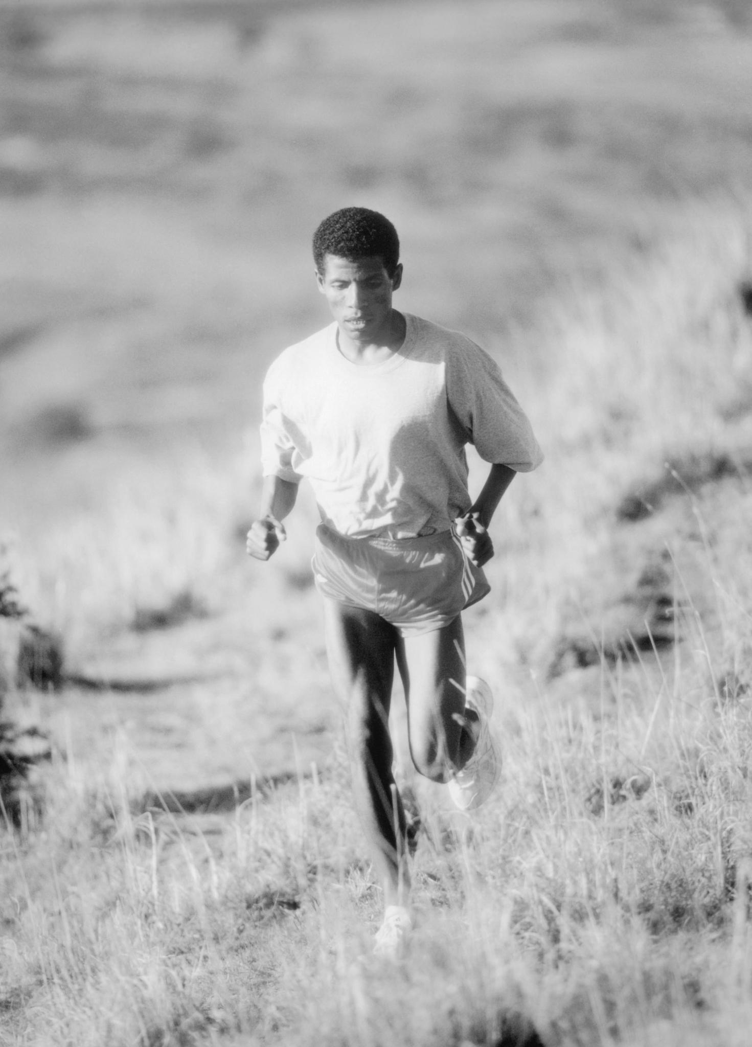 Haile Gebrselassie in Endurance (1998)