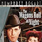 Humphrey Bogart and Sylvia Sidney in The Wagons Roll at Night (1941)