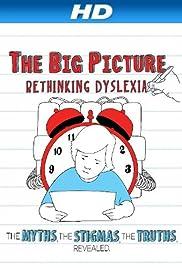 Rethinking How Students With Dyslexia >> The Big Picture Rethinking Dyslexia 2012 Imdb