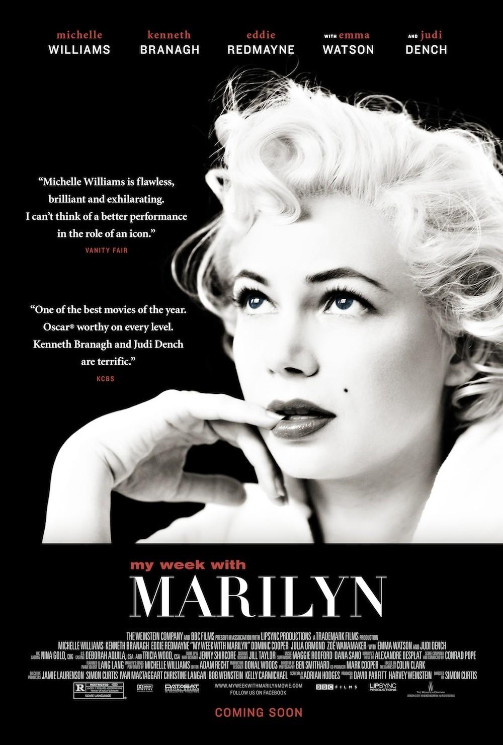 Sete Dias com Marilyn [Dub] – IMDB 7.0