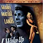 Victor Mature, Betty Grable, and Elisha Cook Jr. in I Wake Up Screaming (1941)