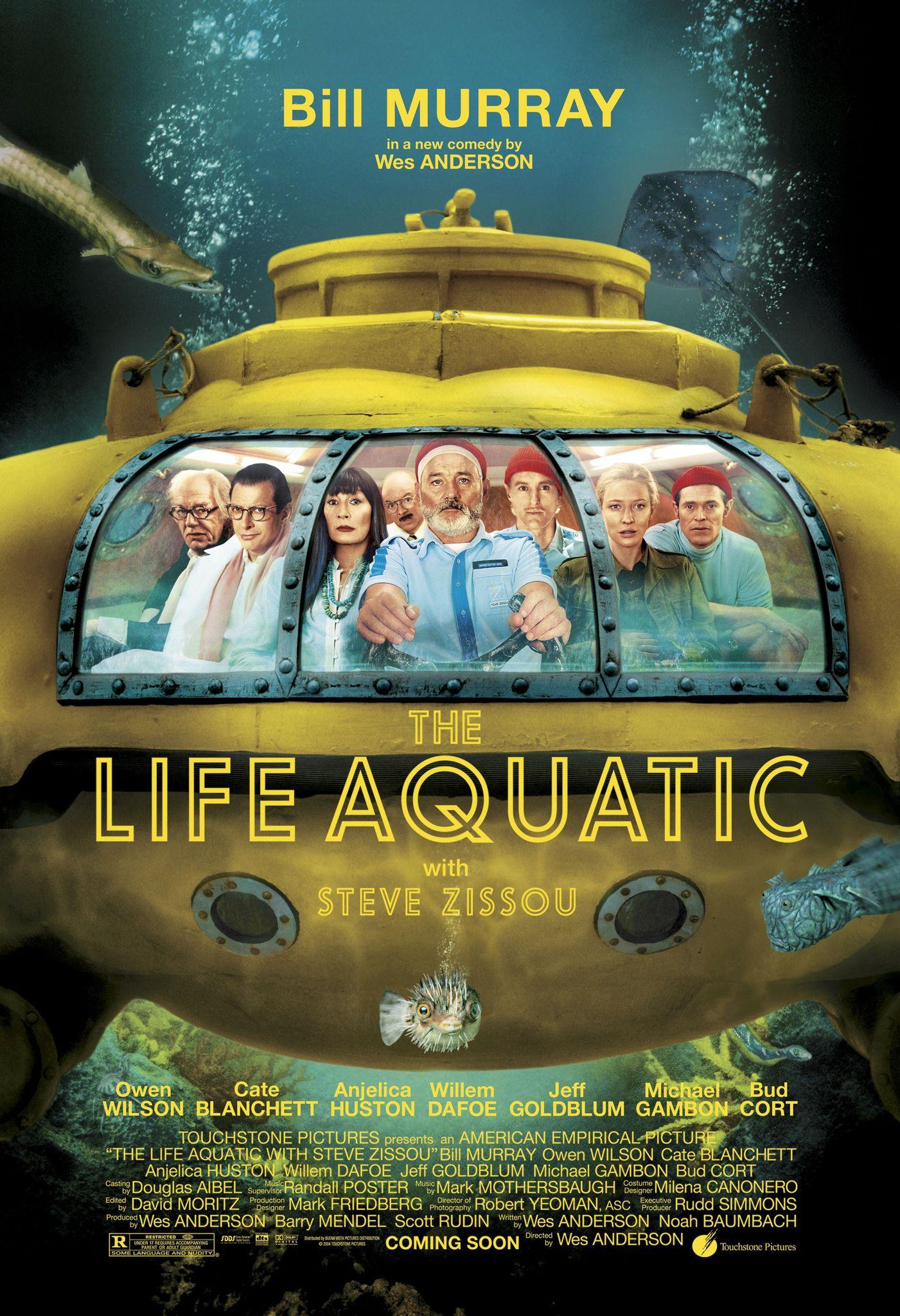 The Life Aquatic with Steve Zissou (2004) - IMDb 98bddbced