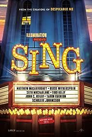 Matthew McConaughey in Sing (2016)