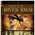 Alec Guinness and William Holden in The Bridge on the River Kwai (1957)