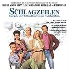 Glenn Close, Robert Duvall, Michael Keaton, Marisa Tomei, and Randy Quaid in The Paper (1994)