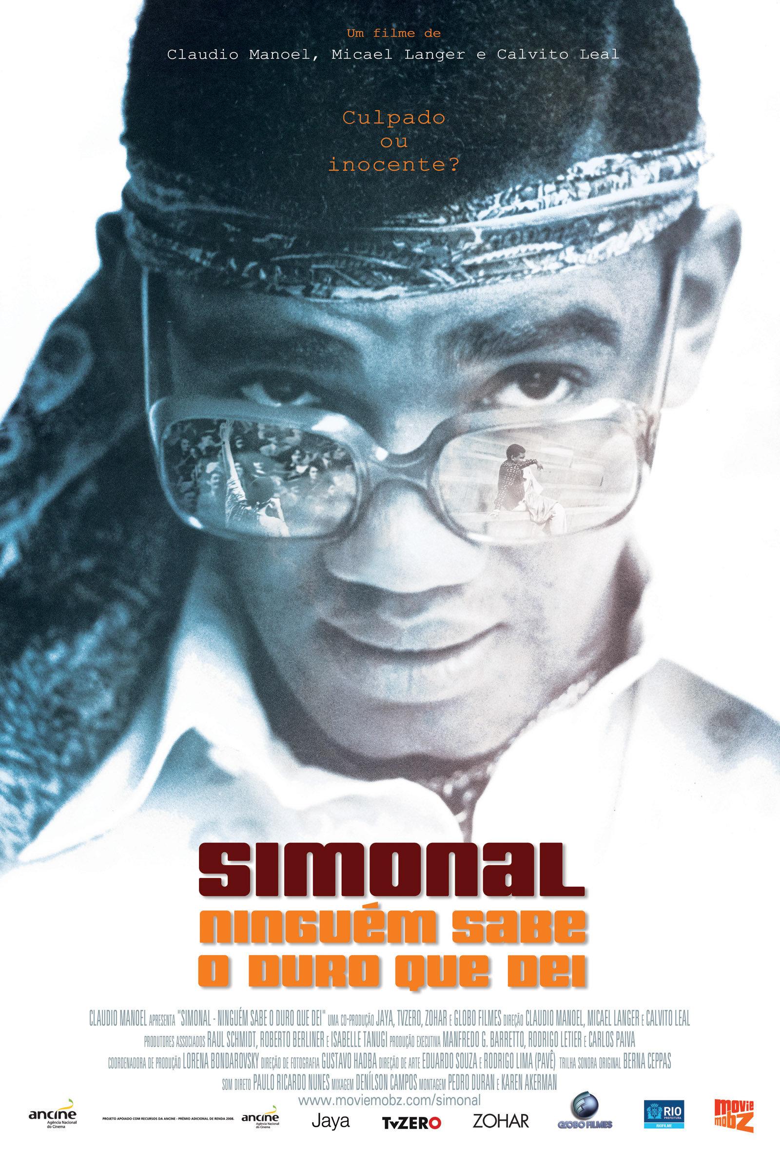 8be36753120025 Simonal: Ninguém Sabe o Duro que Dei (2009) - IMDb