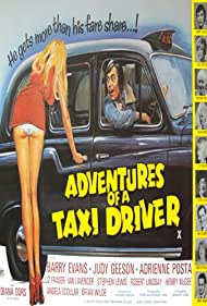 Adventures of a Taxi Driver (1976) Poster - Movie Forum, Cast, Reviews