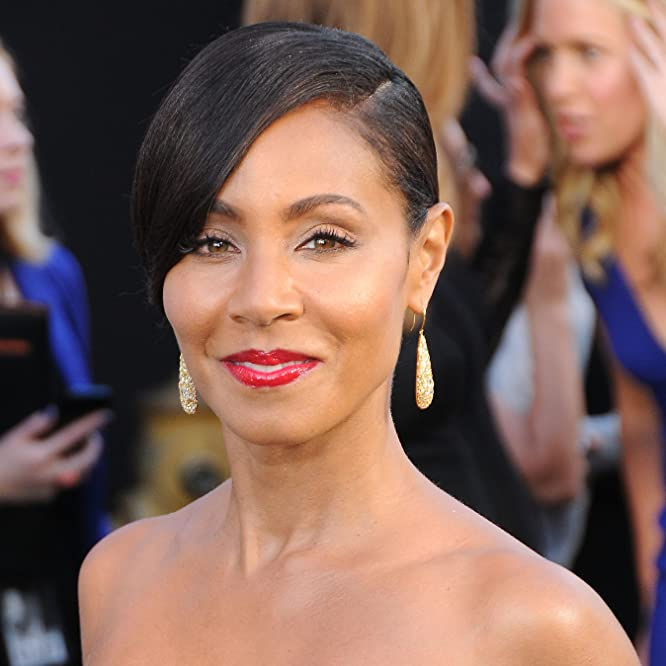 Jada Pinkett Smith at an event for Magic Mike XXL (2015)