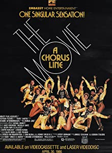 Latest movies direct download A Chorus Line [Full]