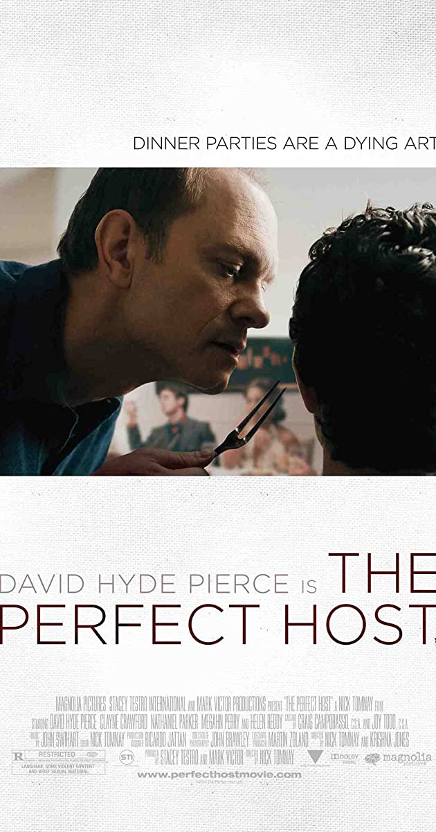 Subtitle of The Perfect Host