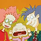 Tara Strong, Melanie Chartoff, and Jack Riley in The Rugrats Movie (1998)