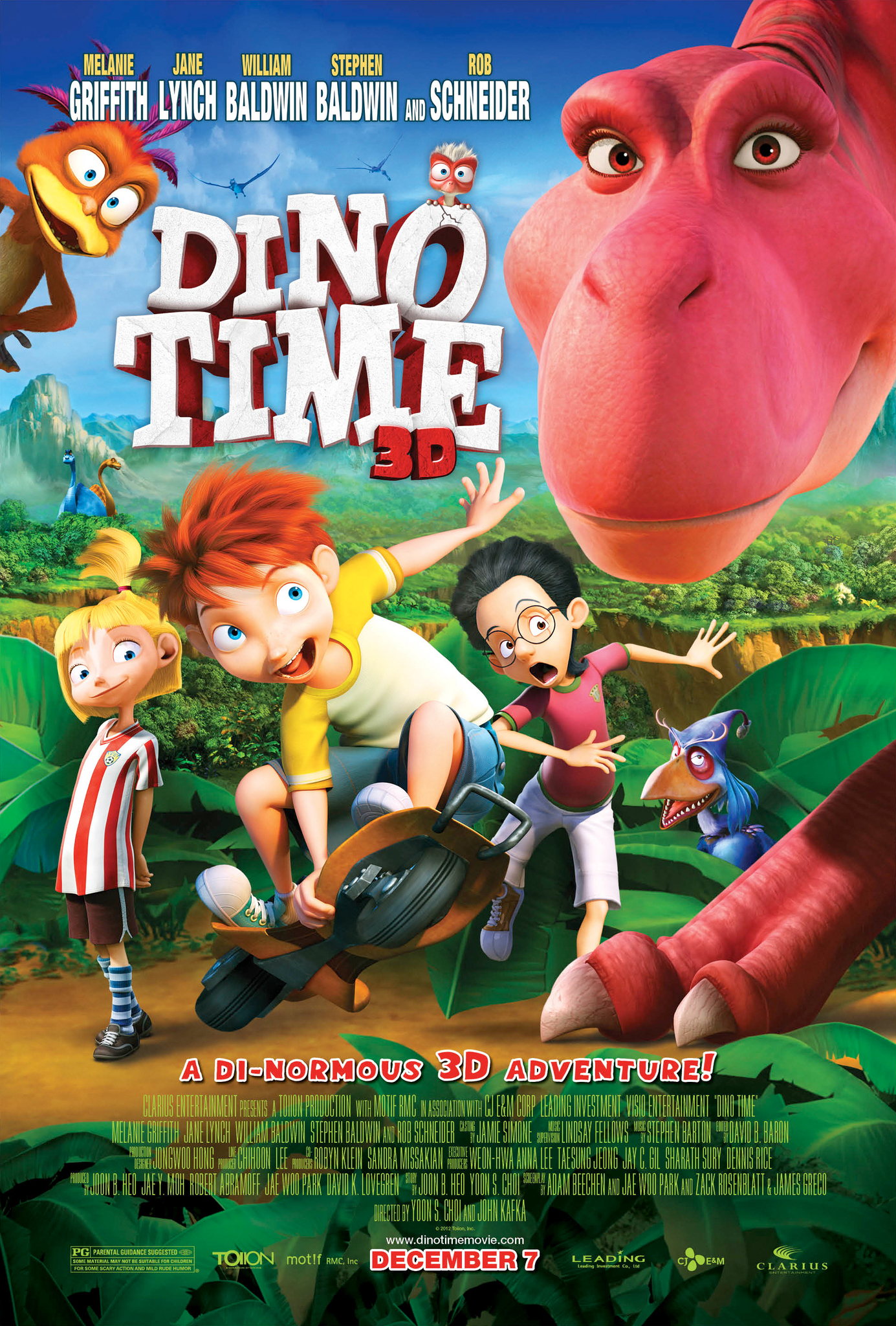 Dino Time (2012) - IMDb
