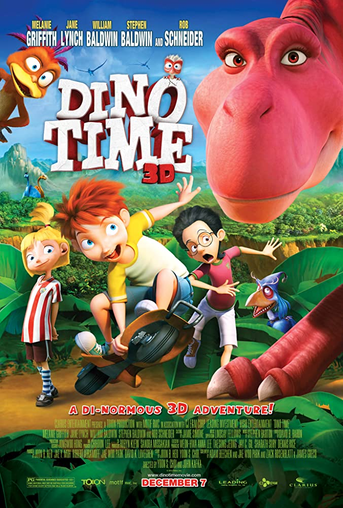 Dino Time (2012) Dual Audio | Hindi – English | 720p BluRay 810MB