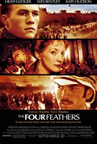 Kate Hudson and Heath Ledger in The Four Feathers (2002)