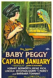 Captain January(1924) Poster - Movie Forum, Cast, Reviews