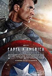 Captain America: The First Avenger (2011) Poster - Movie Forum, Cast, Reviews
