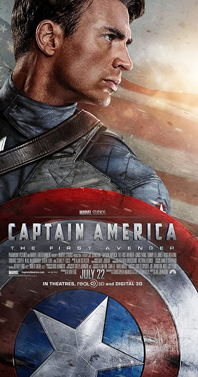 Free Download Captain America: The First Avenger Full Movie