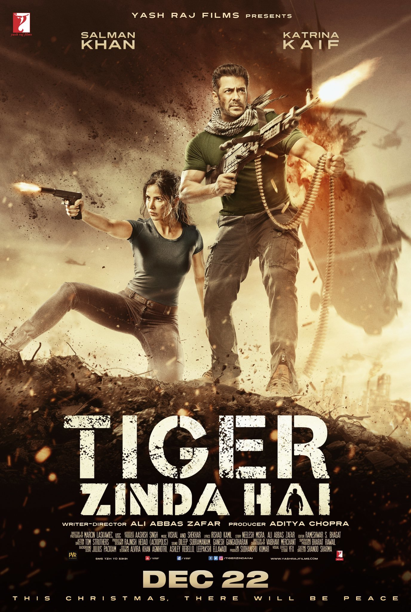 Tiger Zinda Hai 2017 Photo Gallery Imdb