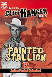 The Painted Stallion Poster