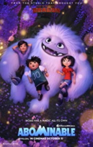 Abominableเอเวอเรสต์มนุษย์หิมะเพื่อนรัก