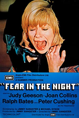 Where to stream Fear in the Night