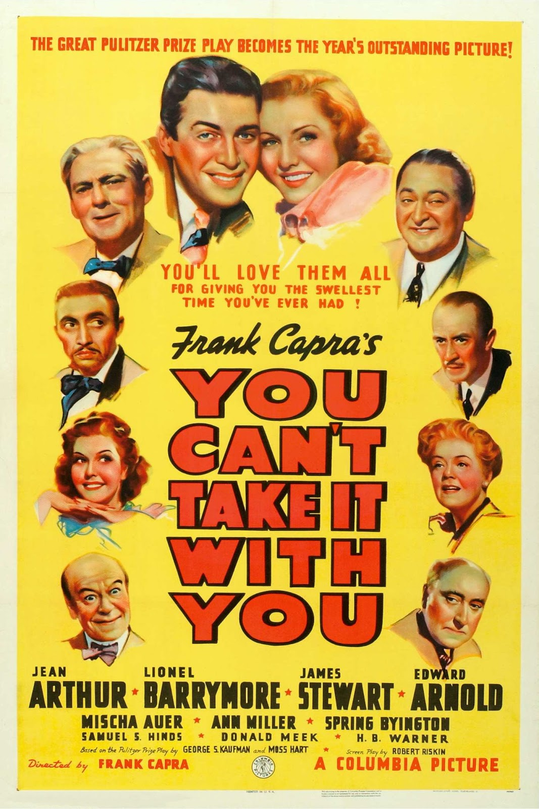 You Can't Take It with You (1938) - IMDb