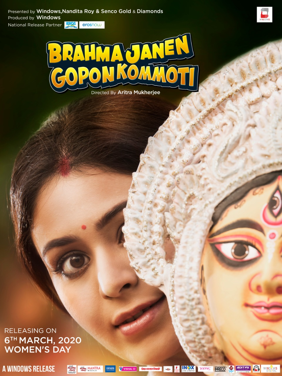 Brahma Janen Gopon Kommoti 2020 Bengali 400MB HDRip Download