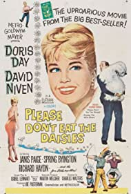 Doris Day, David Niven, Baby Gellert, Charles Herbert, Stanley Livingston, Flip Mark, Janis Paige, and Hobo in Please Don't Eat the Daisies (1960)