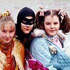 Justine Fraioli, Sabine Franquet, and Katia Sourzac in Fantômette (1993)
