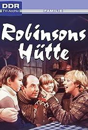 Robinsons Hütte Poster