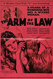 The Arm of the Law Poster