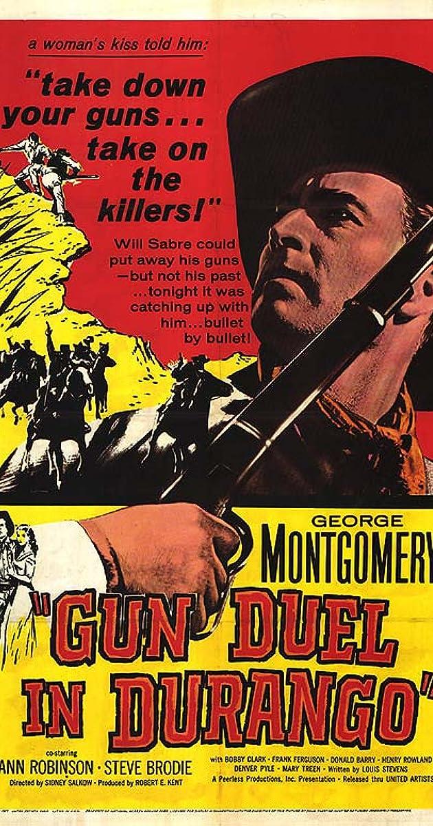 Death In Durango (LIN)