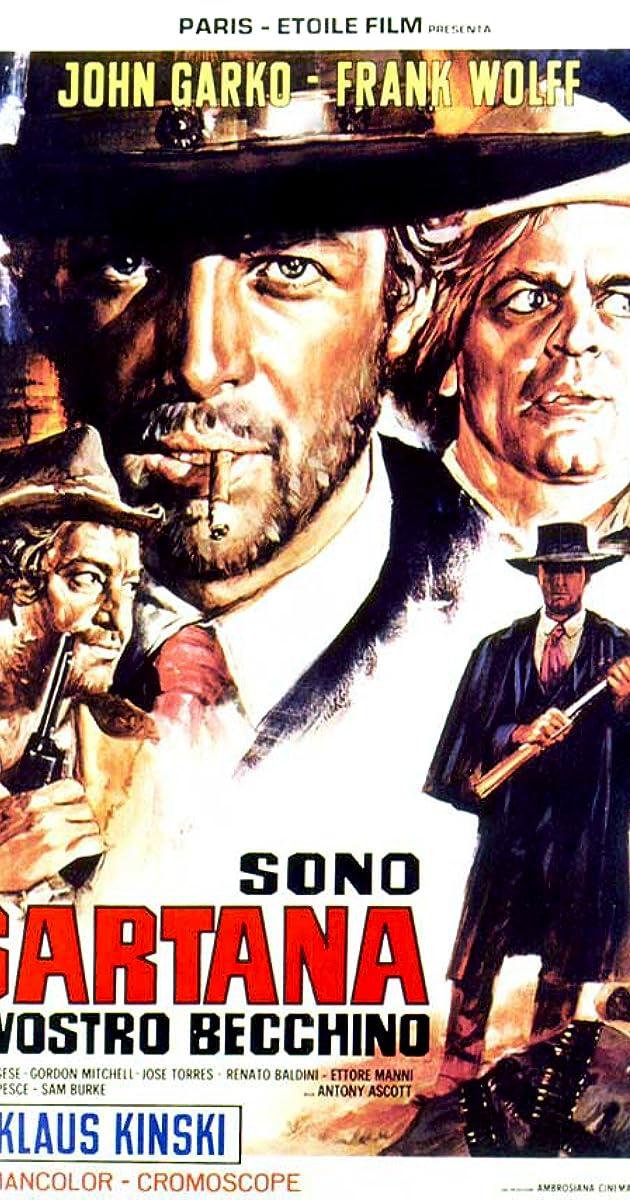 Subtitle of Sartana the Gravedigger