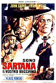 I Am Sartana, Your Angel of Death (1969) Poster - Movie Forum, Cast, Reviews