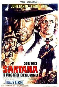 Downloading dvd to imovie Sono Sartana, il vostro becchino Italy [720x480]