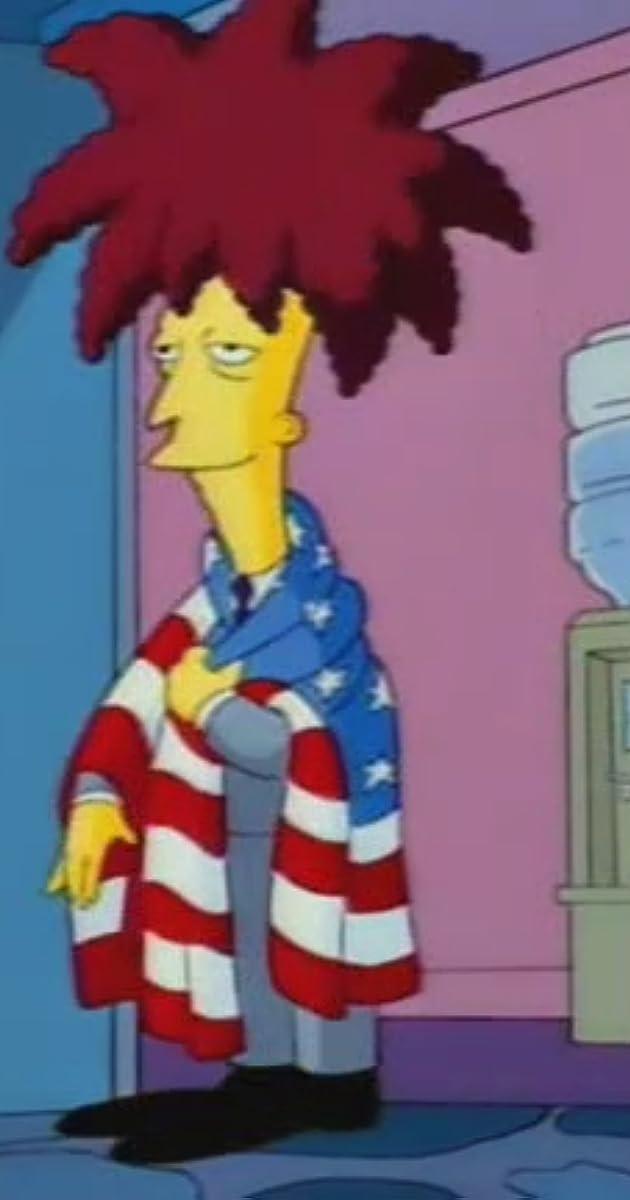 The Simpsons Sideshow Bob Roberts Tv Episode 1994 Imdb