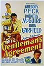 Gentleman's Agreement (1947) Poster