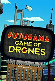Futurama: Game of Drones Poster