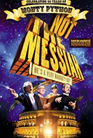 Terry Gilliam, Eric Idle, Terry Jones, and Michael Palin in Not the Messiah: He's a Very Naughty Boy (2010)