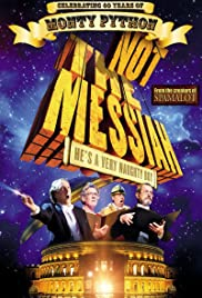 Not the Messiah: He's a Very Naughty Boy (2010) Poster - Movie Forum, Cast, Reviews