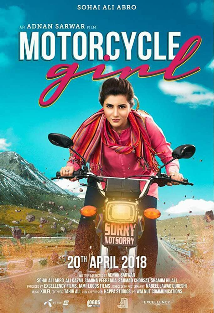 MotorCycle Girl 2018 Urdu 550MB WEBRip 480p x264